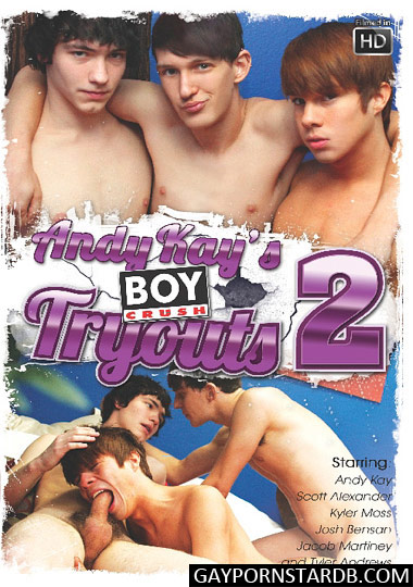 Andy Kays Boy Crush Tryouts Andys Fun Pack 2
