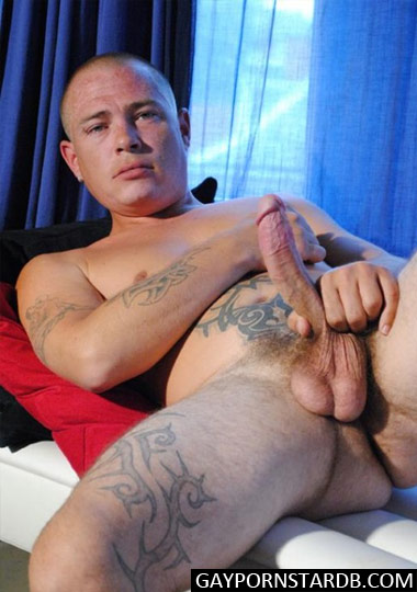 Gay Porn Star Max English