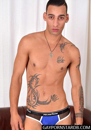 Gay Porn Star Stanley Smith